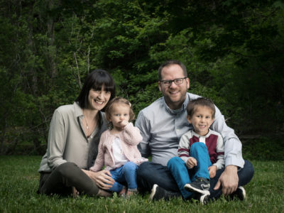 Truro Family Portrait: A Walk In The Park
