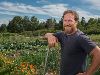 The Greenest Thumb In Antigonish County