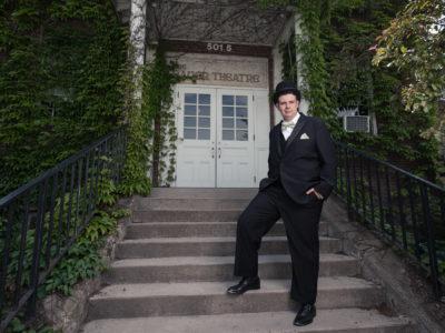 Liam Prom In Sherbrooke Village