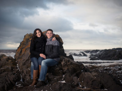 Chiara & Luke - Engagement Portraits