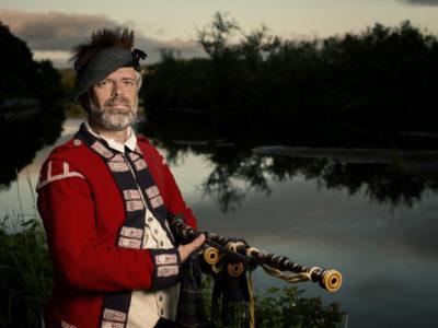 84th Regiment Nova Scotia - With Brian MacLeod