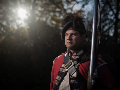 Highlander of the 84th Royal Highland Emigrants 2nd Battalion, North American Campaign, 1783